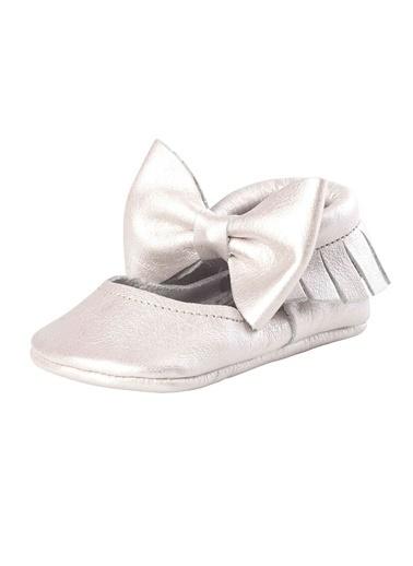 Moots Bebek Ayakkabısı Gümüş
